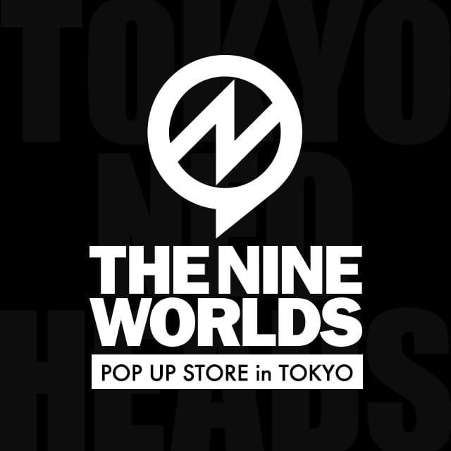 POP UP STORE in TOKYO グッズ一覧ページ