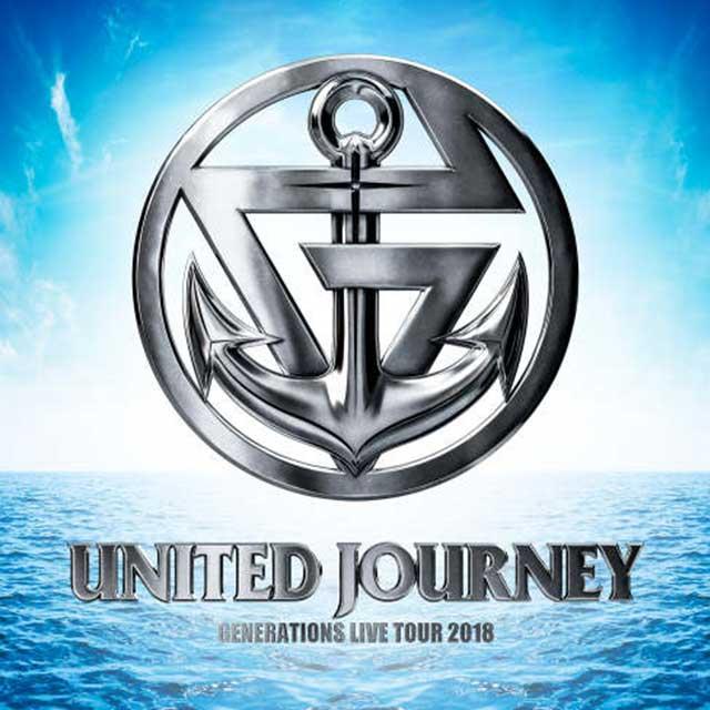 "GENERATIONS LIVE TOUR 2018 ""UNITED JOURNEY"""