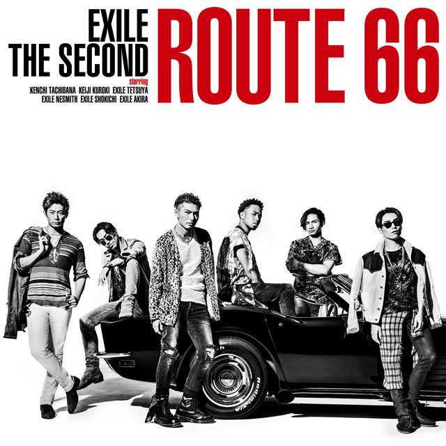 EXILE THE SECOND 「Route 66」