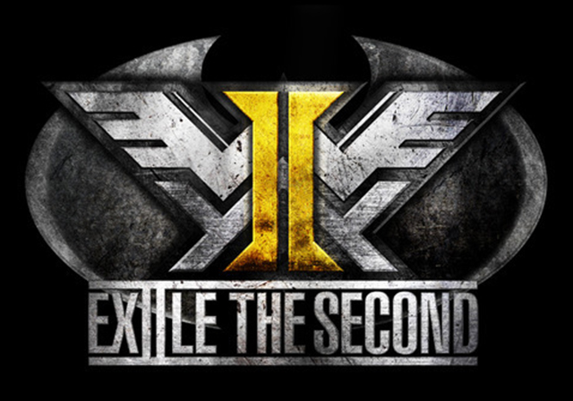 EXILE THE SECONDロゴ
