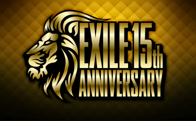 EXILE15th ANNIVERSARY